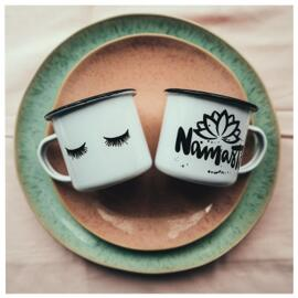 Kaffee- und Teetassen FORMART Zeit für Schönes!