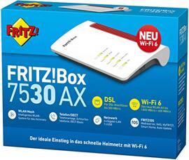 Netzwerktechnik FRITZ!Box