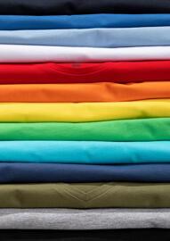 Rundhals-T-Shirts Redmond