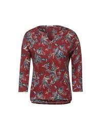 V-Neck-T-Shirts CECIL