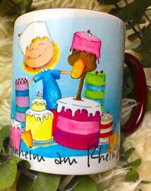 Monheim am Rhein Kaffee- und Teetassen Monheim am Rhein UllrichArt