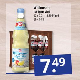 Getränke & Co. Wittenseer