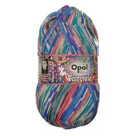 Strumpfwolle Opal