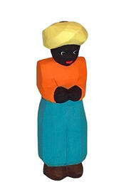 Figuren zur Dekoration Lotte Sievers-Hahn