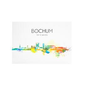 Poster & Bildende Kunst Bochum Marketing