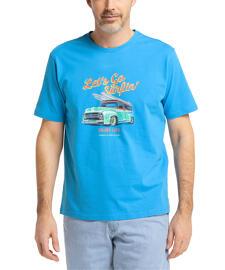 Rundhals-T-Shirts Pioneer