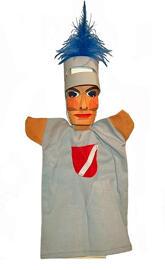 Zubehör für Puppen & Puppentheater Lotte Sievers-Hahn
