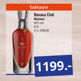 Getränke & Co. Havana Club