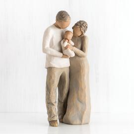 Figuren zur Dekoration Schwangerschaft & Geburt Willow Tree