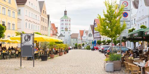 Online shoppen in Günzburg