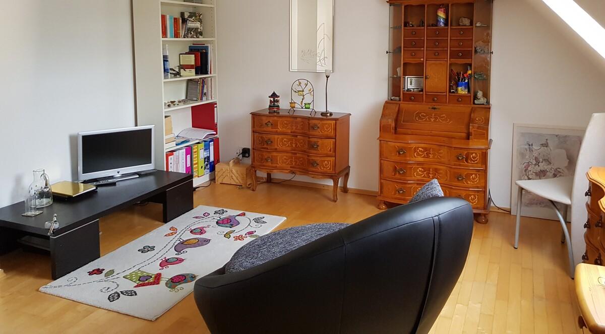 Das Günzburger Wohnzimmer
