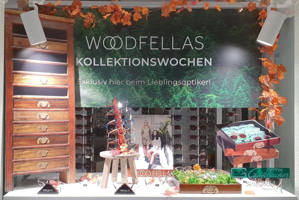 WOOD FELLAS Kollektionswochen