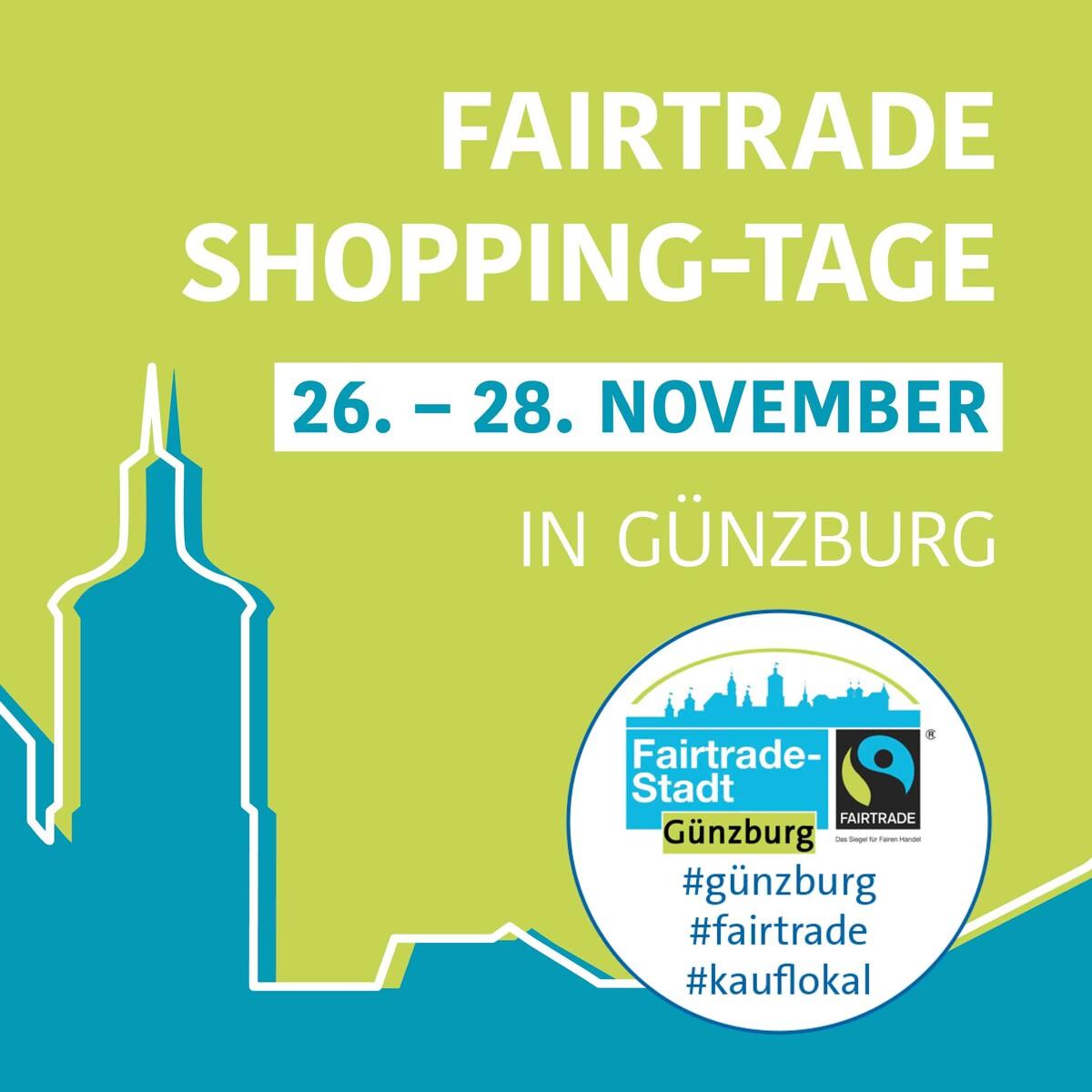Fairtrade Shopping Tage