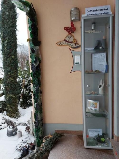 Selbstbedienungsschrank im Lindhaldenweg 7, 91781 Dettenheim