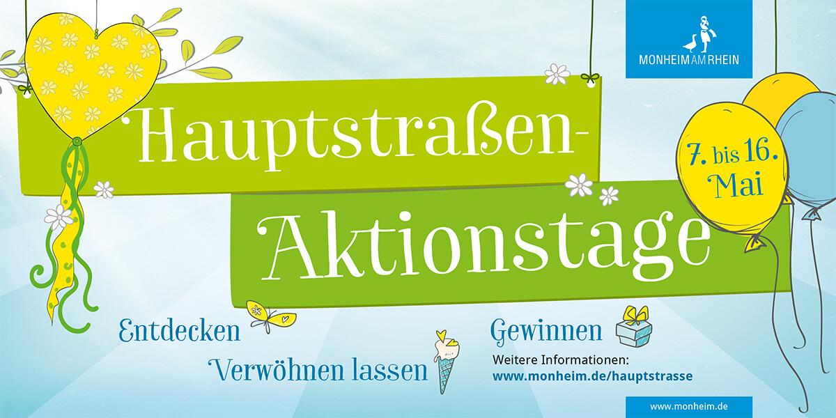 Hauptstraßen-Aktionstage 2021