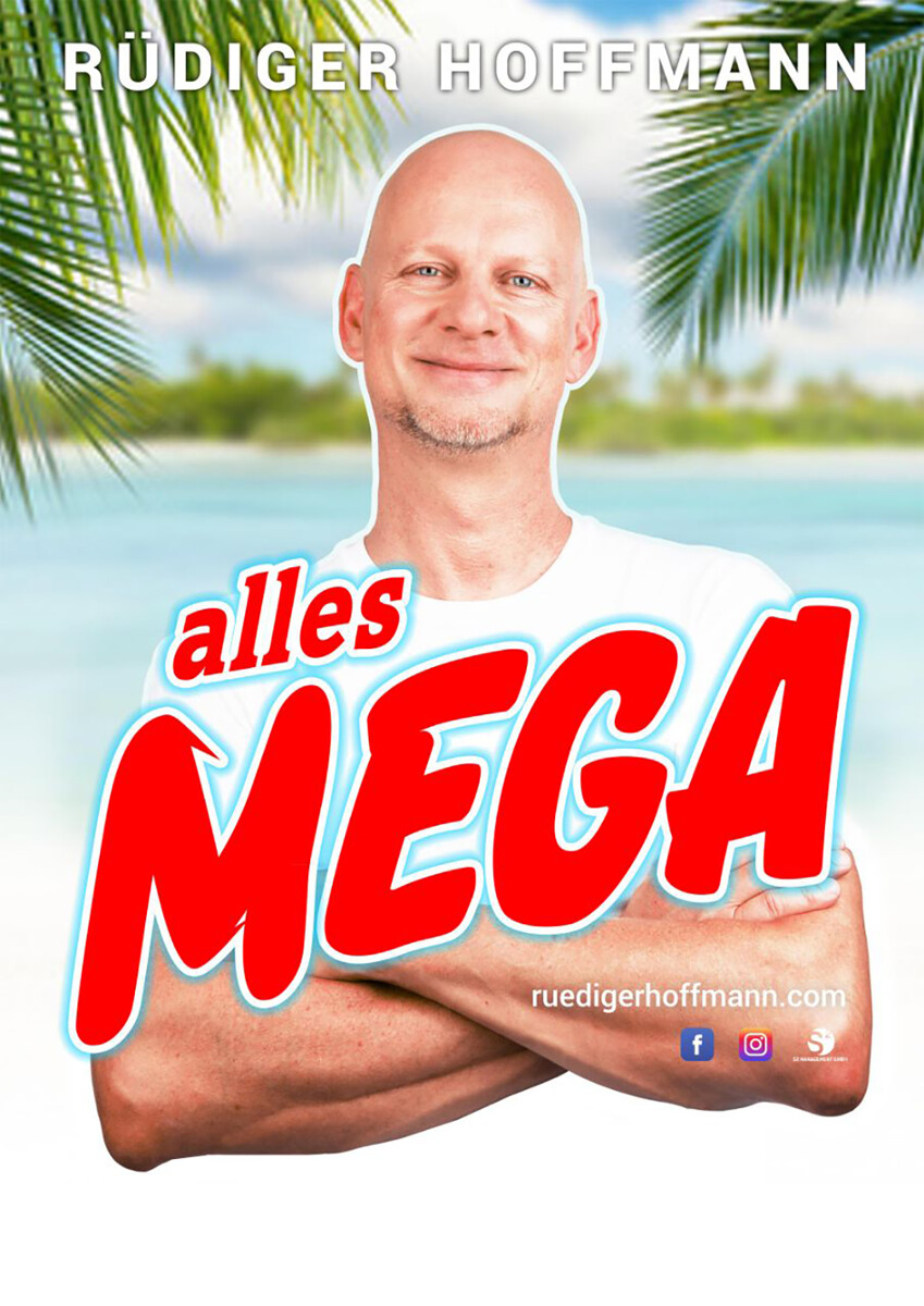 Rüdiger Hoffmann | Alles Mega