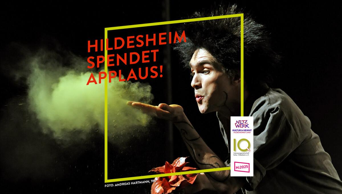 Hildesheim spendet Applaus