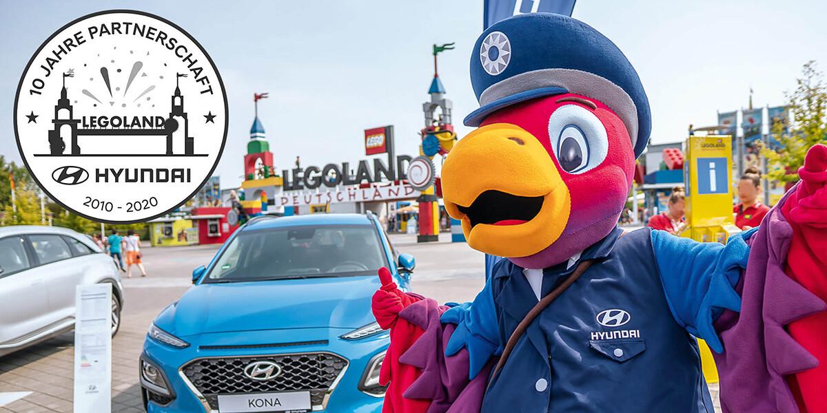 LEGOLAND - Hyundai Familientage