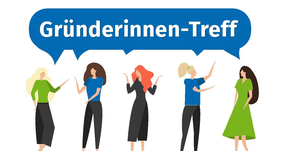 Gründerinnen-Treff