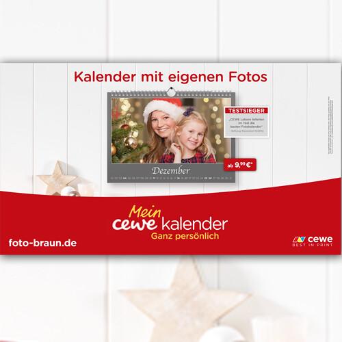 Fotobuch, Kalender & Co. - Persönliche Fotogeschenke für Weihnachten