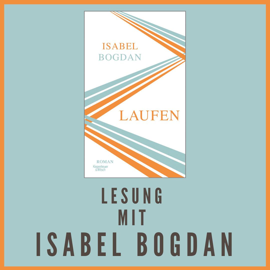 Lesung mit Isabel Bogdan - Verschoben!
