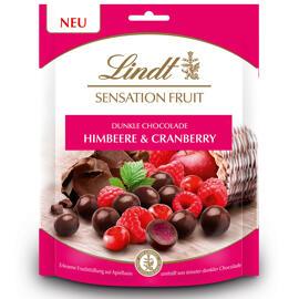 Früchte mit Schokoladenüberzug Lindt