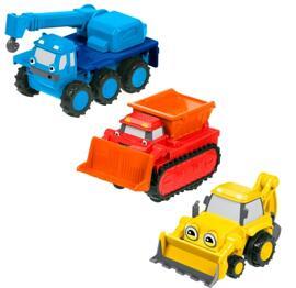 Spielzeugautos Bob der Baumeister