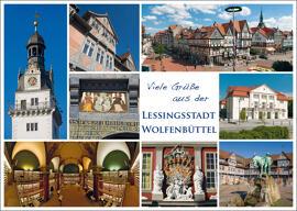 Postkarten Lokales
