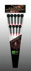 Neujahr / Silvester Feuerwerkskörper blackboxx Fireworks