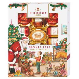 Weihnachten Pralinen Niederegger