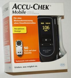 Blutzuckermessgeräte Accu Chek