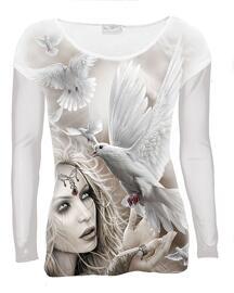 T-Shirts Spiral Gothic & Fantasy
