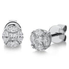 Ohrringe Diamond Group