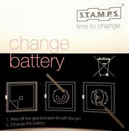 Uhrenreparatur STAMPS