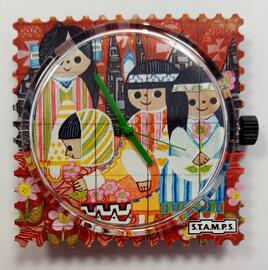 Ostern Taufe Valentinstag Glück Fasching Geburtstag Weihnachten Anti-Stress Muttertag Armbanduhren & Taschenuhren STAMPS