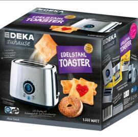Toaster EDEKA zuhause