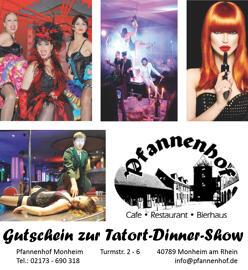 Eintrittskarten Gutscheine Gutscheine Pfannenhof