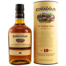 Schottischer Whisky Edradour