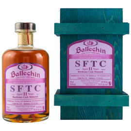 Schottischer Whisky Ballechin