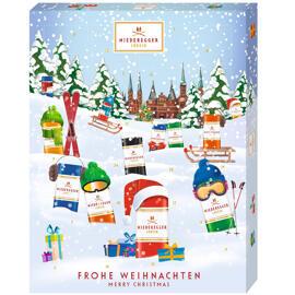 Marzipan Weihnachten Niederegger