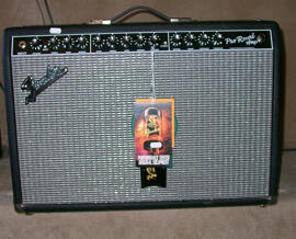 Verstärker für Musikinstrumente Fender