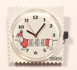 Weihnachten Glück Anti-Stress Armbanduhren & Taschenuhren STAMPS