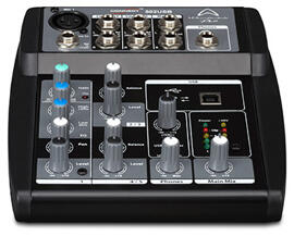 Audiomixer Wharfedale