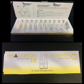 Anti-Aging-Hautpflegeprodukte Alcina