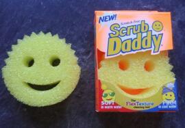 Reinigungsutensilien Scrub Daddy