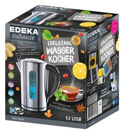 Wasserkocher EDEKA zuhause