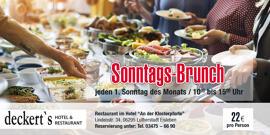 Gastronomie Gutschein
