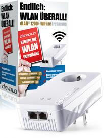 Elektronik DEVOLO  DLAN 1200+ WIFI AC