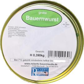 Fleisch- & Wurstwaren Rickerts Bauernlädle