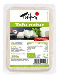 Tofu- & Soja-Produkte Taifun